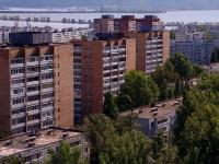 Togliatti, Matrosov st, house 43. Apartment house