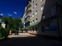 neighbour house: st. Matrosov, house 46. Apartment house