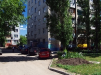 Togliatti, Matrosov st, house 48. Apartment house