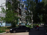 neighbour house: st. Matrosov, house 49. Apartment house