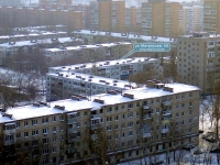 Togliatti, Matrosov st, house 50. Apartment house