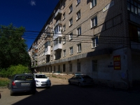 neighbour house: st. Matrosov, house 56. Apartment house