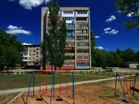 Togliatti, Matrosov st, house 58. Apartment house