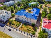 Тольятти, улица Матросова, дом 5. школа №7