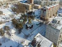 Тольятти, храм В честь св. благоверной Царицы Тамары, улица Матросова, дом 19В