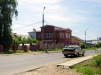 Togliatti, st Mayakovsky, house 93. Private house