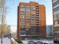 Togliatti, Mekhanizatorov st, house 5Б. Apartment house