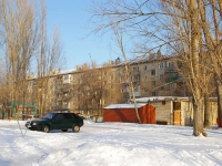 Togliatti, Mekhanizatorov st, house 9. Apartment house