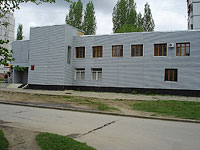 neighbour house: st. Mekhanizatorov, house 14А. store