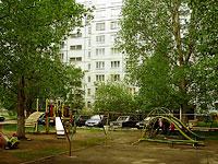 Тольятти, улица Механизаторов, дом 16. многоквартирный дом