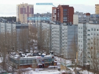 Togliatti, Mekhanizatorov st, house 16. Apartment house