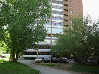 Togliatti, Mekhanizatorov st, house 25. Apartment house