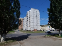 Togliatti, Mekhanizatorov st, house 11А. Apartment house