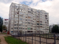 neighbour house: st. Mekhanizatorov, house 11А. Apartment house