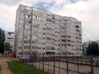 Тольятти, улица Механизаторов, дом 11А. многоквартирный дом