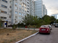 Togliatti, Mekhanizatorov st, house 12. Apartment house