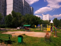 Togliatti, Mekhanizatorov st, house 12. Apartment house