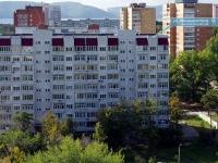 Тольятти, улица Механизаторов, дом 19. многоквартирный дом