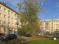 Togliatti, Mira st, house 39. Apartment house