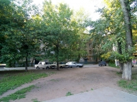 Togliatti, Mira st, house 49. Apartment house