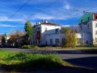 соседний дом: ул. Мира, дом 3. многоквартирный дом