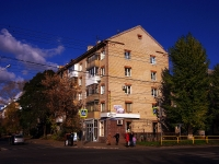 Togliatti, Mira st, house 80. Apartment house