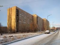 Тольятти, улица Мира, дом 137. многоквартирный дом