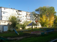 Togliatti, Mira st, house 168. Apartment house