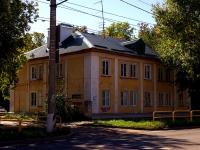 Тольятти, улица Мира, дом 5. многоквартирный дом