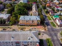 Тольятти, улица Мира, дом 23. многоквартирный дом