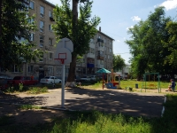 Togliatti, Mira st, house 60. Apartment house