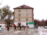 Togliatti, Mira st, house 78. Apartment house