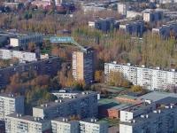 Тольятти, улица Мира, дом 83. многоквартирный дом
