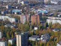 Тольятти, улица Мира, дом 95. многоквартирный дом