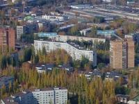 Тольятти, улица Мира, дом 101. многоквартирный дом