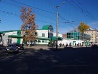 Тольятти, рынок Журавль, улица Мира, дом 56
