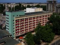 """Тольятти, гостиница (отель) """"Звезда жигулей"""", улица Мира, дом 77"""