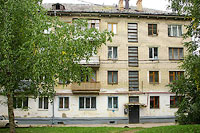 neighbour house: avenue. Molodezhny, house 7. Apartment house
