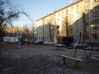 Togliatti, Molodezhny avenue, house 21. Apartment house
