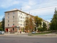Togliatti, Molodezhny avenue, house 22. Apartment house