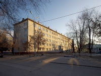 Togliatti, Molodezhny avenue, house 25. Apartment house