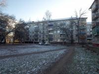 Togliatti, Molodezhny avenue, house 38. Apartment house