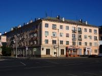 Тольятти, Молодежный бульвар, дом 1. многоквартирный дом