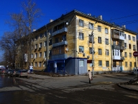 Togliatti, Molodezhny avenue, house 8. Apartment house