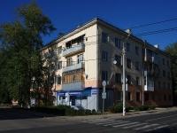 Тольятти, Молодежный бульвар, дом 8. многоквартирный дом