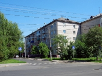 neighbour house: avenue. Molodezhny, house 17. Apartment house