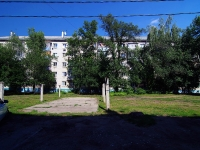 neighbour house: avenue. Molodezhny, house 24. Apartment house