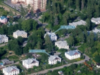 Togliatti, Morskaya st, house 5. Apartment house