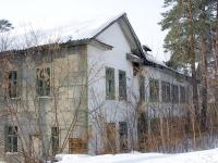 neighbour house: st. Morskaya. dangerous structure