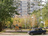 Togliatti, Moskovsky avenue, house 1. Apartment house